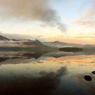 Derwentwater - Cumbria by David Lewins