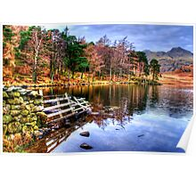 Blea Tarn, Lake District Poster