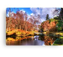 Lantys Tarn, Lake District Canvas Print