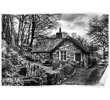 Wasdale Lodge Cottage Poster