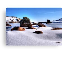 Levers Water, Lake District Canvas Print