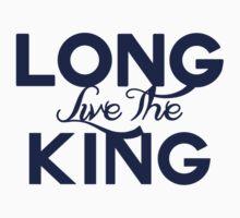 Long Live the King by keroseneandgin