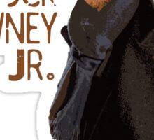 Sherlock Downey Jr. Sticker