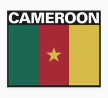 Cameroon Flag by FlagTown