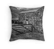 Wasdale Farm Throw Pillow