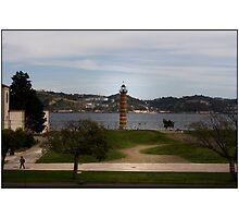 Lisbon Boardwalk by 550segundo