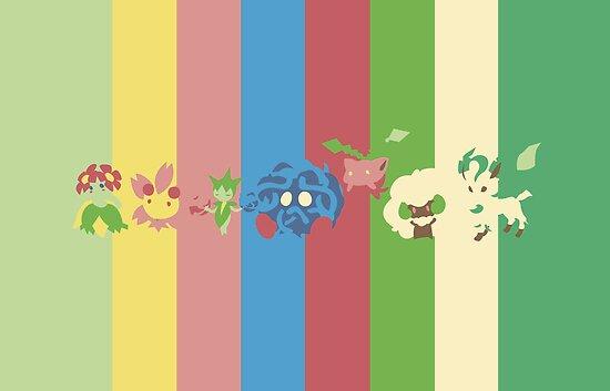 Absolemn › Portfolio › Pokemon Spectrum - Grass