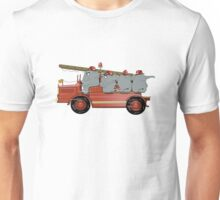 Fire engine Unisex T-Shirt