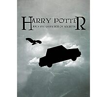 Harry Potter and the Chamber of Secrets Photographic Print