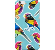 Tropical Birds iPhone Case/Skin