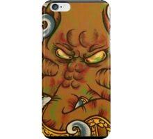 Octopressure iPhone Case/Skin