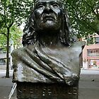 Chief Seattle, Pioneer Square, Downtown Seattle, Washington by Julie Van Tosh Photography