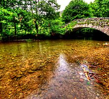 The Packhorse Bridge by Stephen Smith