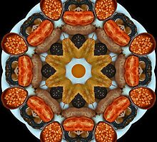 Full English Kaleidoscope by Yampimon