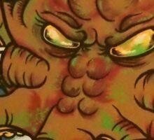 Octopressure Sticker