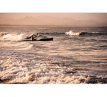 Wave Rider Photographic Print