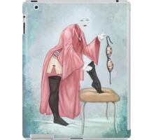 The Invisible Woman - Full Color Version iPad Case/Skin