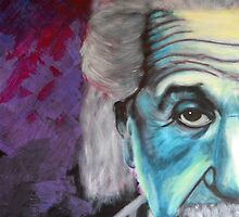 Einstein by Boaz