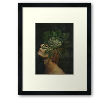 Disquiet in a Dream Framed Print