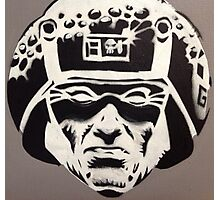 Rogue Trooper (Dave Gibbons) Photographic Print