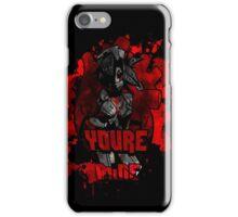 You're Mine: C iPhone Case/Skin
