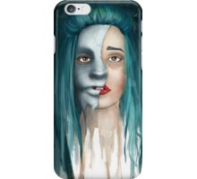 Blue Mood iPhone Case/Skin