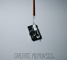 CREATE MEMORIES. by LocalLens