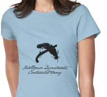 Intelligence Dept., Continental Army Womens Fitted T-Shirt