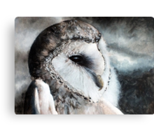 Master of the Night Canvas Print