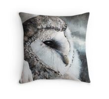 Master of the Night Throw Pillow