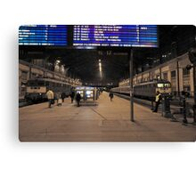 Another Era of Rail Travel Canvas Print