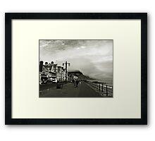 Devon, England Framed Print