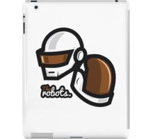 The Robots - Grammy Edition iPad Case/Skin