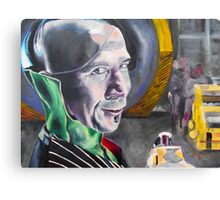 Zorg Canvas Print