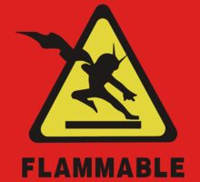 Flammable Joe by TheAlmightyLPZ