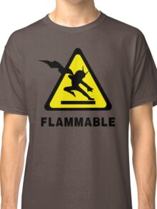Flammable Joe Classic T-Shirt