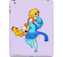 Vivi & Arthur Smol Hug iPad Case/Skin
