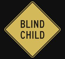 Blind Child by cadellin
