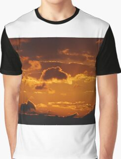 After the sun sets! Graphic T-Shirt