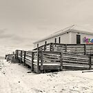 ICE CREAM BEACH SCENE (selective color)  by imagetj