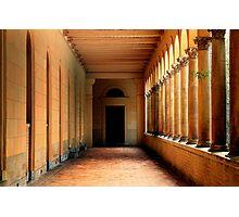 Arcade in Potsdam Photographic Print