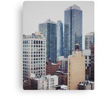 Views of New York City Canvas Print