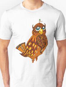 Bronolden Desert Owl Unisex T-Shirt