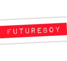 FutureBoy Sticker