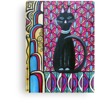 The Great Catsby Canvas Print