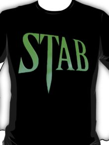 Stab - Scream 4 T-Shirt
