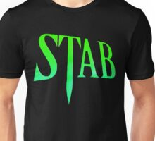 Stab - Scream 4 Unisex T-Shirt