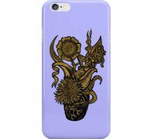 Vincent van Sharpie - Sunflower #1 iPhone Case/Skin