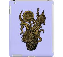 Vincent van Sharpie - Sunflower #1 iPad Case/Skin