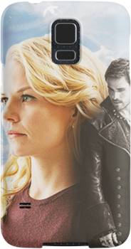 CaptainSwan Case by downtonteatime